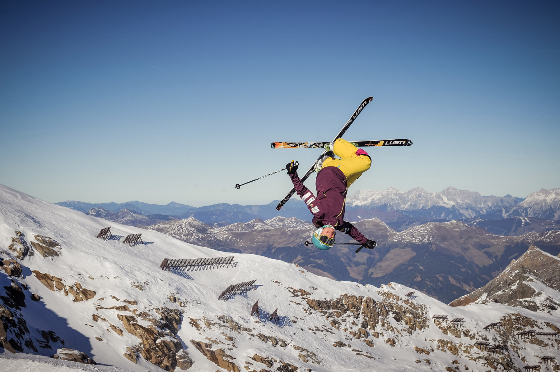 Jump with LUSTi Ski