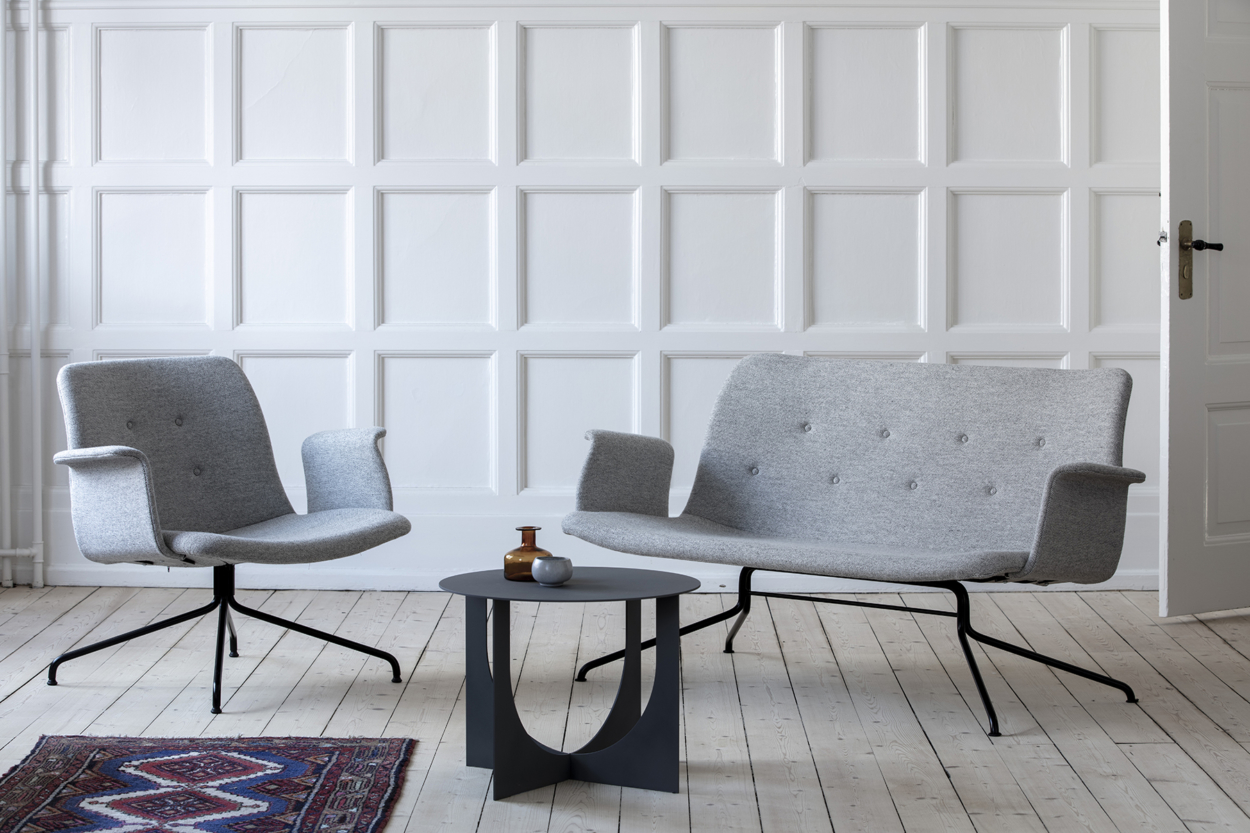Primum Sofa and Lounge Chair lifestyle - Bent Hansen - ARERA